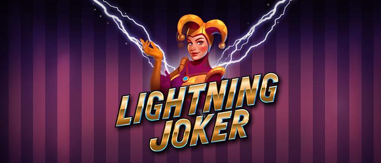 Обзор игрового автомата Lightning Joker (Молниеносный Джокер): Yggdrasil