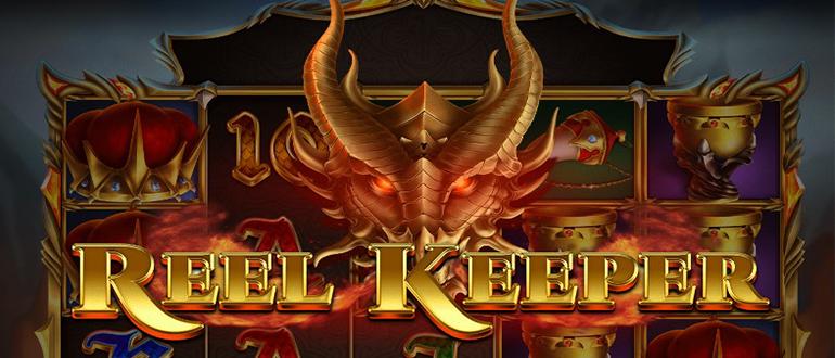Обзор игрового автомата Reel Keeper (Рил Кипер) Red Tiger Gaming