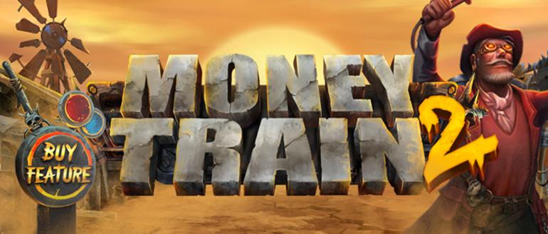 Обзор игрового автомата Money Train 2 (Мани Трейн 2): Relax Gaming