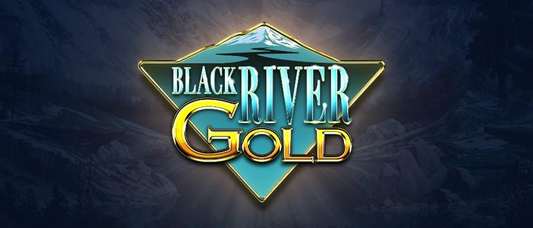 Обзор игрового автомата Black River Gold (Черная река золота): ELK