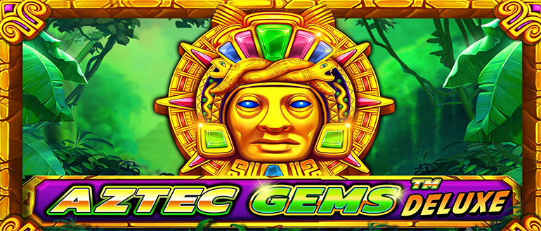 Обзор игрового автомата Aztec Gems Deluxe (Ацтек Гемс Делюкс): Pragmatic Play