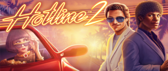 Обзор игрового слота Hotline 2 (Хотлайн 2): NetEnt