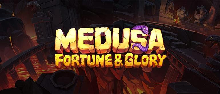 Обзор игрового автомата Medusa: Fortune and Glory (Медуза: Фортуна и Слава): Yggdrasil