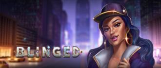 Обзор игрового автомата Blinged (Блингед): Play'n Go