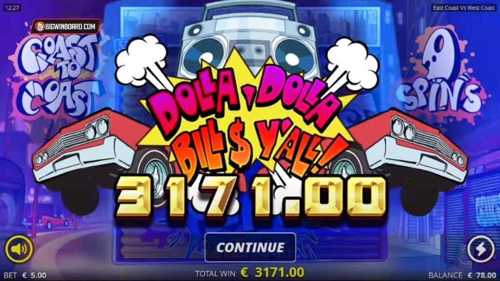 Обзор игрового автомата