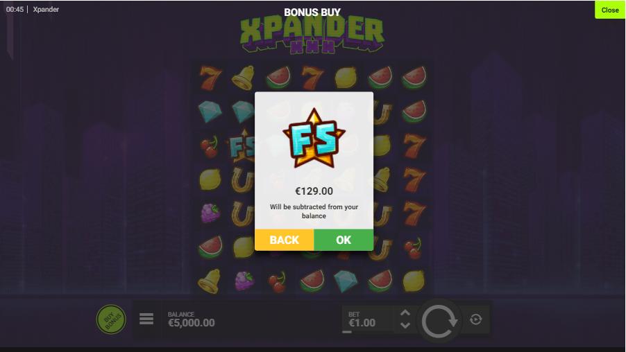 Xpander Hacksaw Gaming
